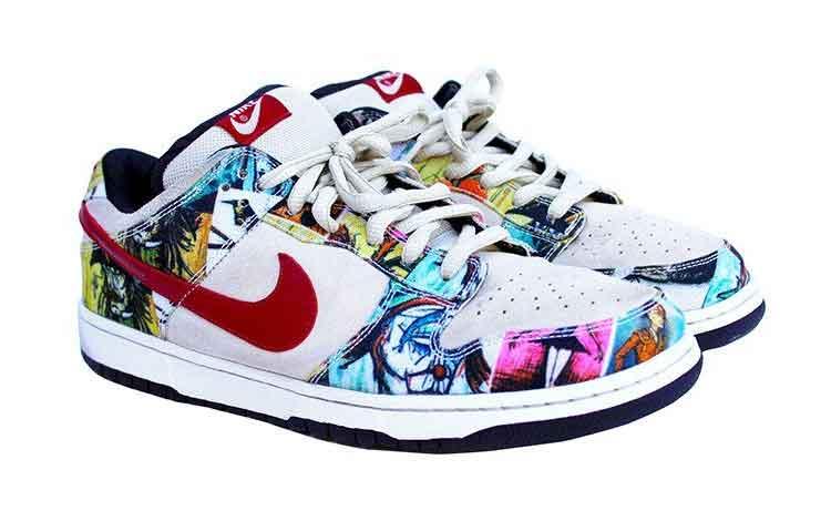 Sneaker Termahal di Dunia - Nike-Dunk-High-Pro-SB-Paris
