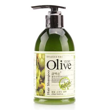 Merk Shampo Untuk Memanjangkan Rambut - Olive Nutrient Herbal Shampoo