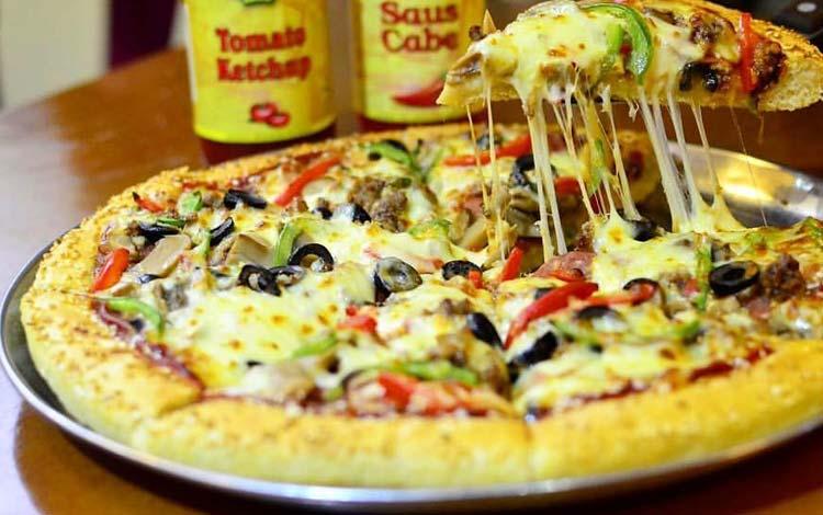 Merk Pizza Terenak, Terpopuler Dan Terbesar Di Indonesia - Papa Ron's Pizza