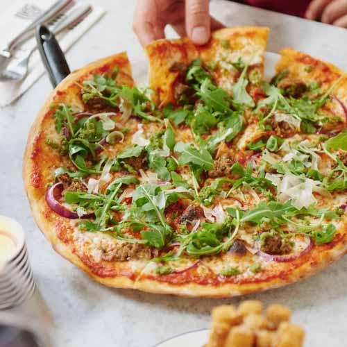 Merk Pizza Terenak, Terpopuler Dan Terbesar Di Indonesia - Pizza Express