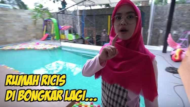 YouTuber Terkaya di Indonesia - Ria Ricis