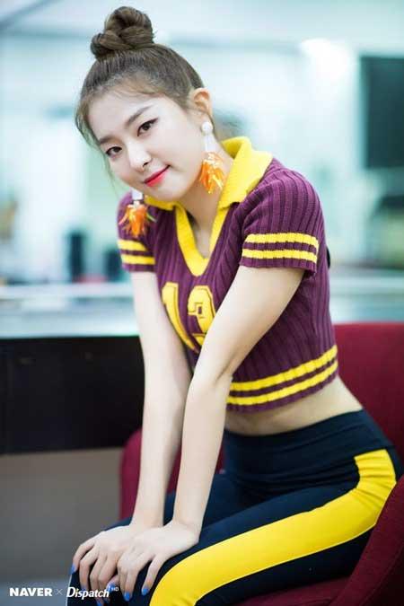 Idol Kpop Tercantik - Seulgi Red Velvet