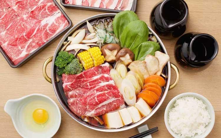 Makanan Jepang Yang Populer Di Indonesia - Shabu-Shabu