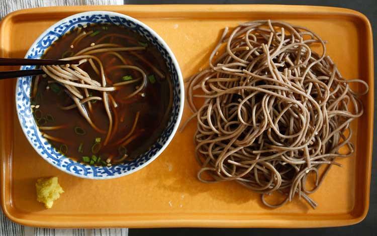 Makanan Jepang Yang Populer Di Indonesia - Soba