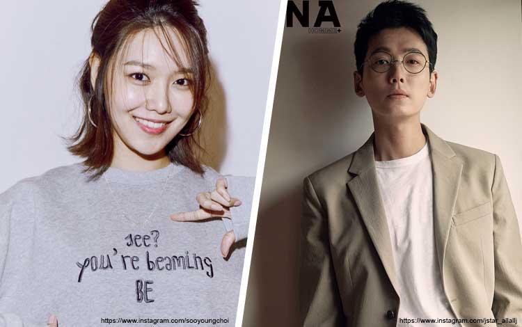 Pasangan Artis Korea Yang Hubungannya Bisa Menjadi Panutan - Sooyoung (SNSD) dan Jung Kyung Ho