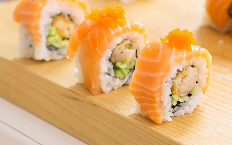 Makanan Jepang Yang Populer Di Indonesia - Sushi