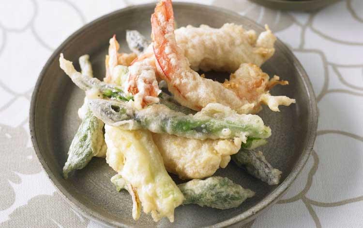 Makanan Jepang Yang Populer Di Indonesia - Tempura