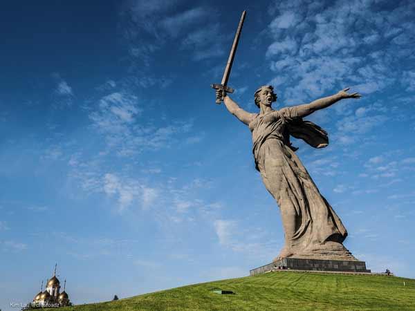 Daftar Patung Tertinggi Di Dunia - The Motherland Calls