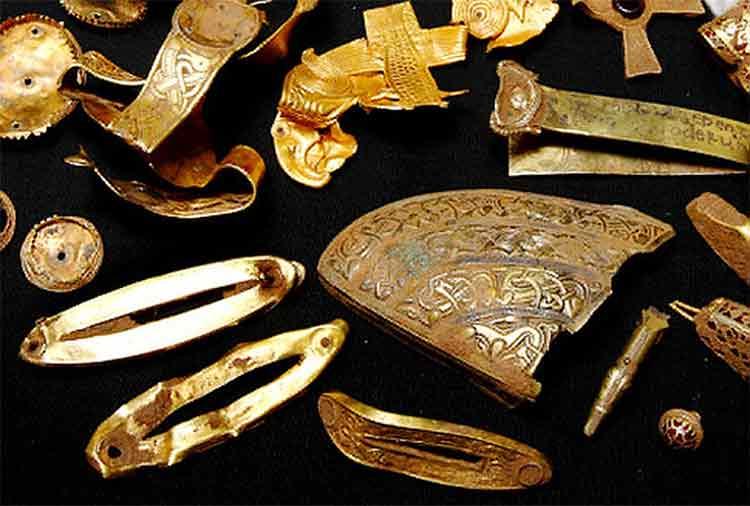 Penemuan Harta Karun Terbesar Sepanjang Masa - Harta Karun Anglo-Saxon
