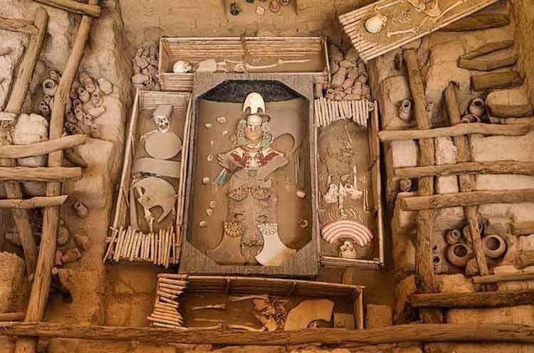 Penemuan Harta Karun Terbesar Sepanjang Masa - Harta Karun Sipan, Peru