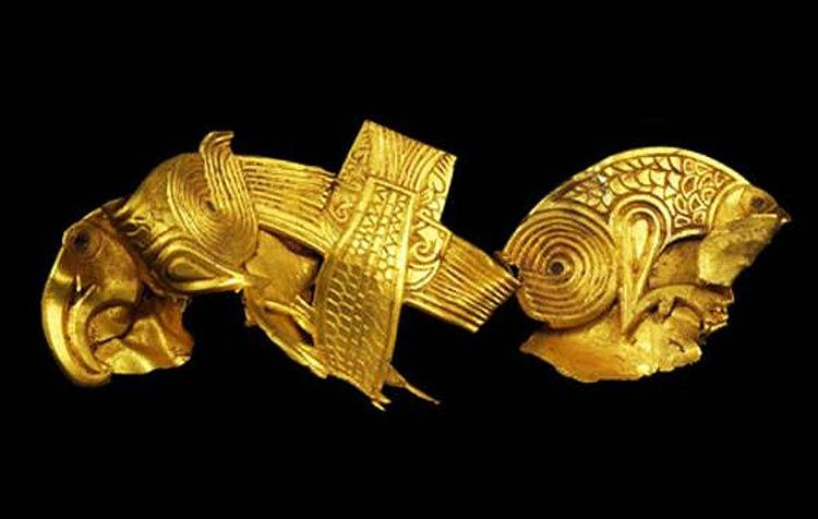 Penemuan Harta Karun Terbesar Sepanjang Masa - Harta karun Emas Anglo Saxon (Inggris)