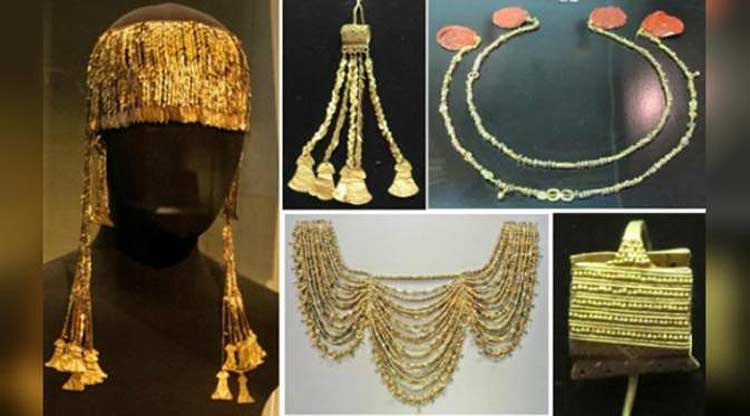 Penemuan Harta Karun Terbesar Sepanjang Masa - Harta karun Priam (Turki)