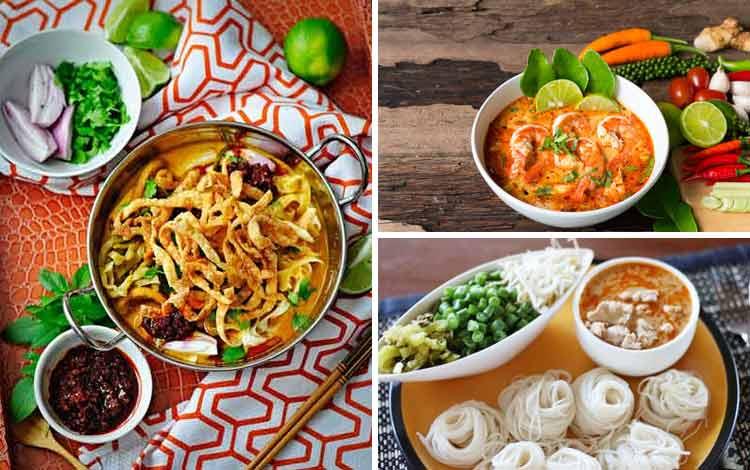 Kuliner khas Thailand yang lezat