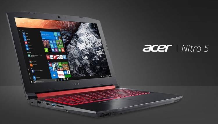 10 Rekomendasi Laptop Gaming yang Berkualitas dengan Harga Terjangkau - Acer Predator Nitro 5
