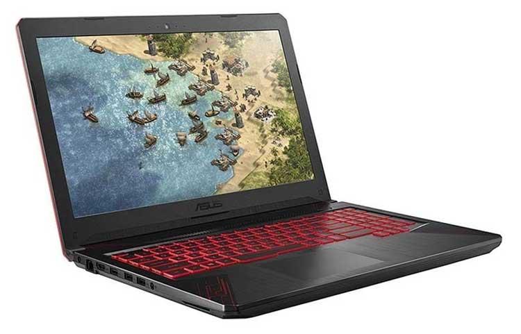 10 Rekomendasi Laptop Gaming yang Berkualitas dengan Harga Terjangkau - ASUS TUF FX504GD