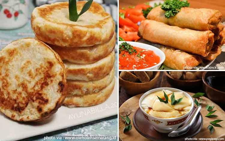 Lezatnya Makanan Dan Minuman Khas Semarang Yang Siap