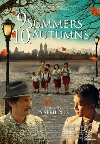 Film keluarga yang bagus dan menginspirasi - 9 Summers 10 Autumns