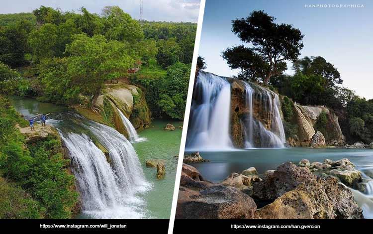 Tempat Wisata Di Madura - Air Terjun Toroan Sampang