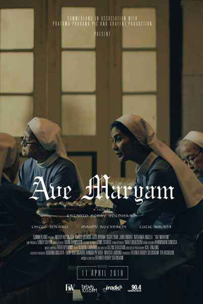 Film Bioskop April 2019 - Ave Maryam
