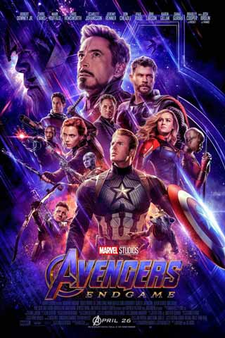 Film Bioskop April 2019 - Avengers Endgame