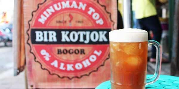 Berbagai Minuman Tradisional Indonesia Yang Enak Dan Menyehatkan - Bir Kotjok