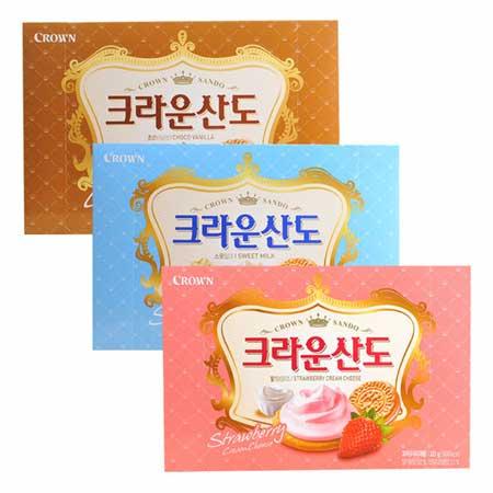 Snack Korea Yang Ada Di Indonesia - Biskuit Sando