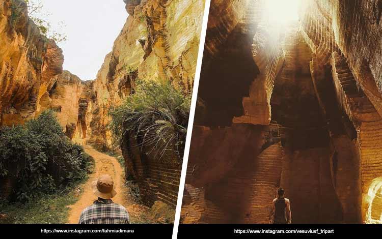 Tempat Wisata Di Madura - Bukit Kapur Arosbaya