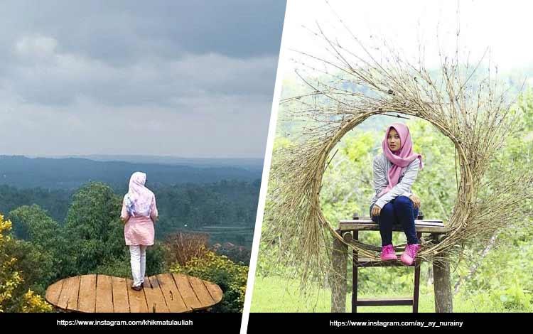 Tempat Wisata Di Madura - Bukit Lampion Beramah