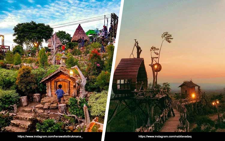 Tempat Wisata Di Madura - Bukit Tinggi Daramista