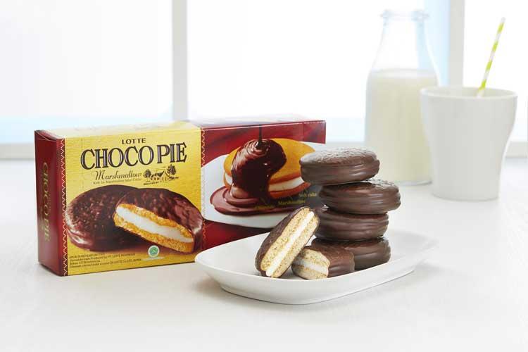 Snack Korea Yang Ada Di Indonesia - Choco Pie