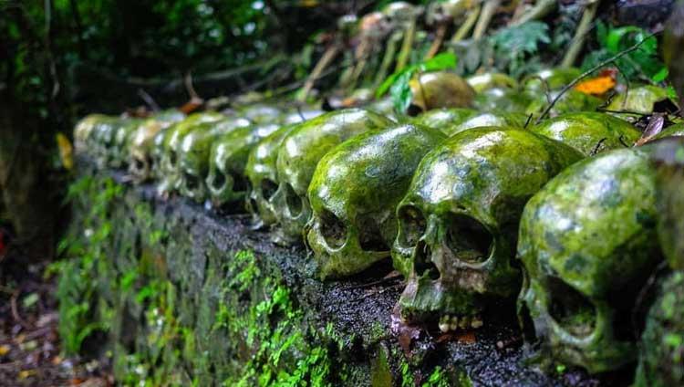 Tempat Wisata Unik Yang Ada Di Indonesia - Desa Trunyan, Bali