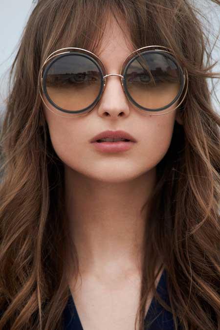 Model Kacamata Yang Lagi Trend Saat Ini - model kacamata Oversize