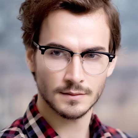 Model Kacamata Yang Lagi Trend Saat Ini - model kacamata Topline