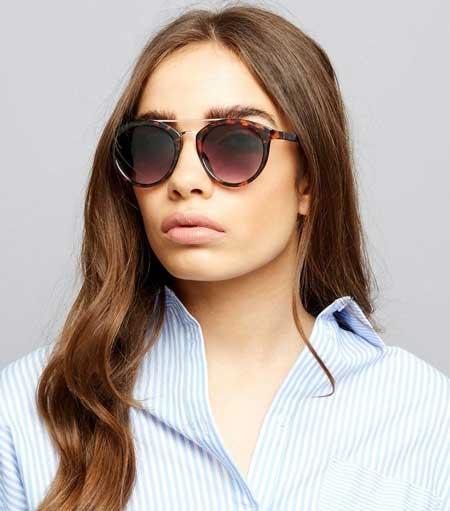 Model Kacamata Yang Lagi Trend Saat Ini - model kacamata Tortoiseshell