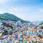 Kota Penuh Warna Warni di Dunia - Gamcheon Culture Village - Korea Selatan