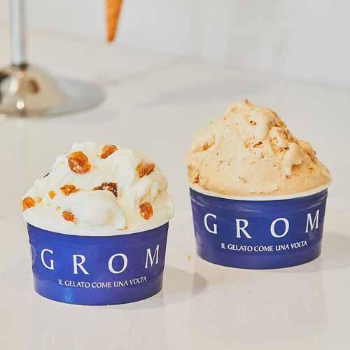 Tempat Makan Es Krim Yang Enak Di Jakarta - Grom