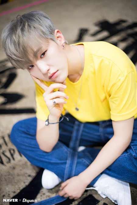 Idol Kpop Yang Paling Jago Nge-dance - Hoshi Seventeen