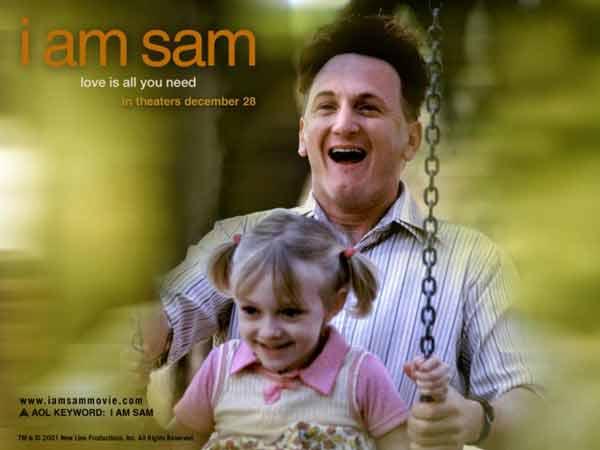 Film keluarga yang bagus dan menginspirasi - I Am Sam