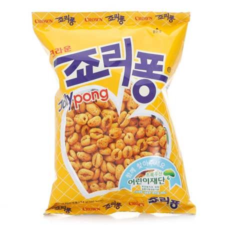 Snack Korea Yang Ada Di Indonesia - Jollypong