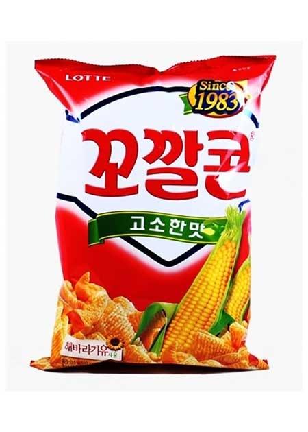 Snack Korea Yang Ada Di Indonesia - Kkokalcorn