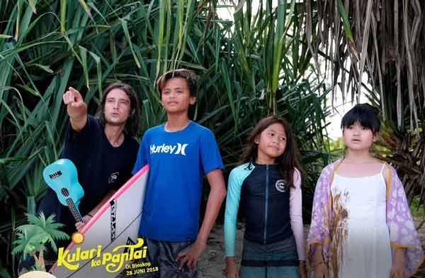 Film keluarga yang bagus dan menginspirasi - Ku Lari ke Pantai