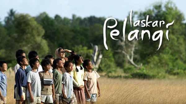 Film keluarga yang bagus dan menginspirasi - Laskar Pelangi