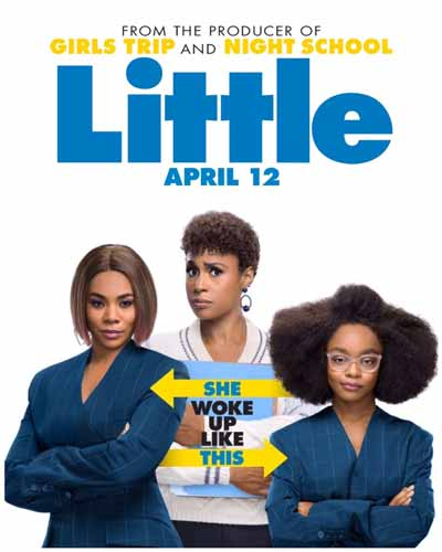 Film Bioskop April 2019 - Little