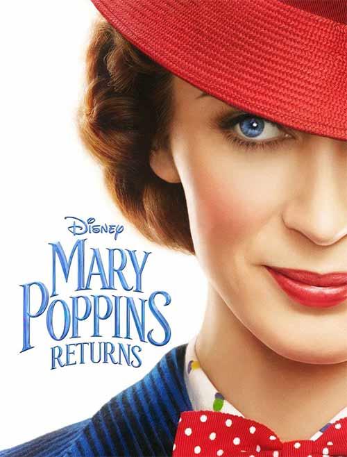 Film keluarga yang bagus dan menginspirasi - Mary Poppins Returns