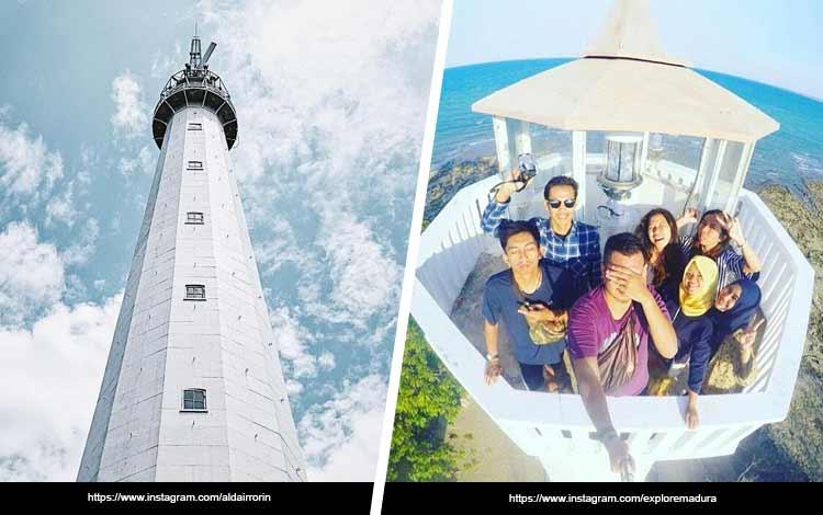 Tempat Wisata Di Madura - Mercusuar Bangkalan