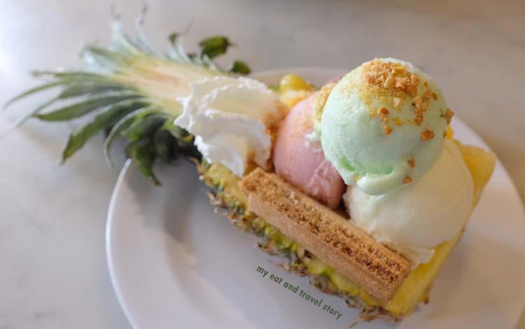 Tempat Makan Es Krim Yang Enak Di Bandung - PT Rasa