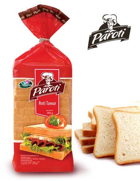 Merk roti terpopuler di Indonesia - Paroti