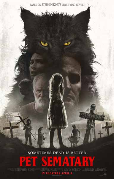 Film Bioskop April 2019 - Pet Sematary