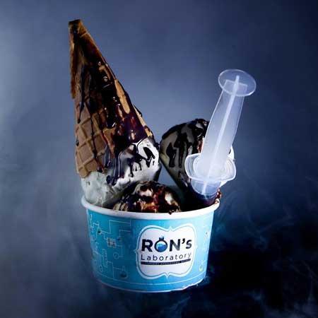 Tempat Makan Es Krim Yang Enak Di Surabaya - Ron's Laboratory