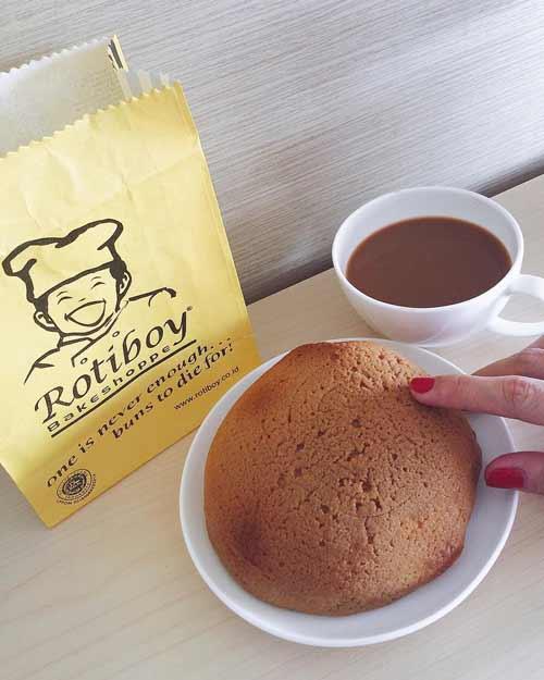 Merk roti terpopuler di Indonesia - Rotiboy